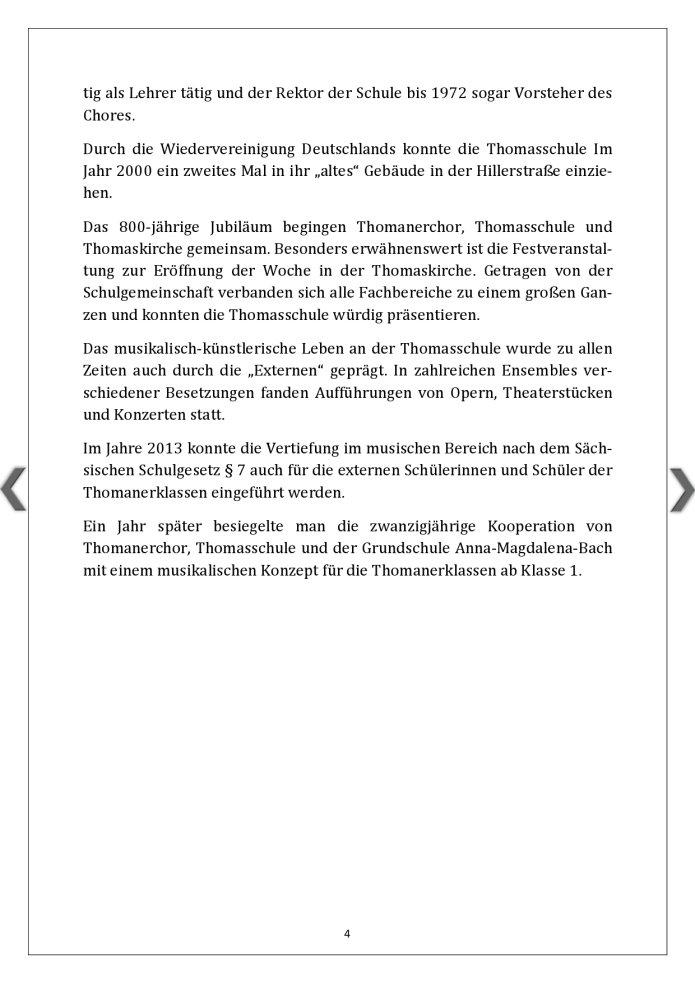 Thomasschule Historie(2)